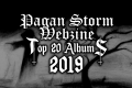Top 2019 Redazione Pagan Storm Webzine