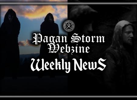 Pagan Storm News: 24/07 – 30/07