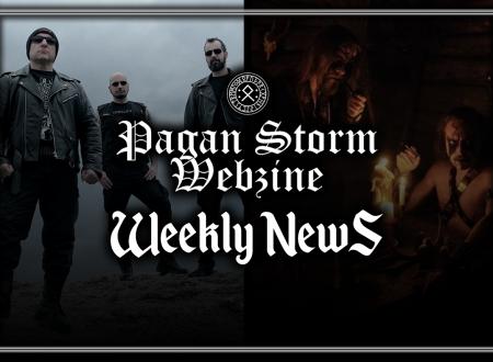 Pagan Storm News: 31/07 – 06/08