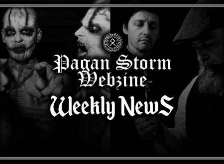 Pagan Storm News: 25/09 – 01/10