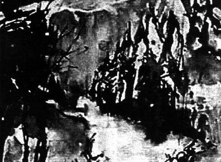"""Paysage D'Hiver – """"Winterkälte"""" (2001)"""